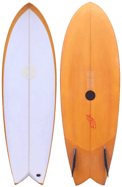 Sculpt Surfboards Couch Surfer Board