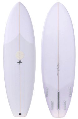 Sculpt Surfboards Cruiser Board