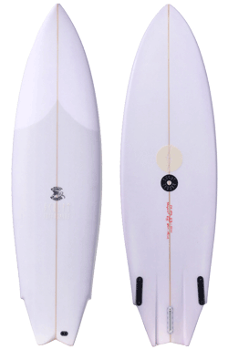 Sculpt Surfboards Donut Dagger Board