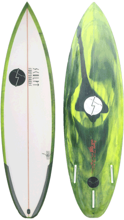 Sculpt Surfboards Thumpster Board
